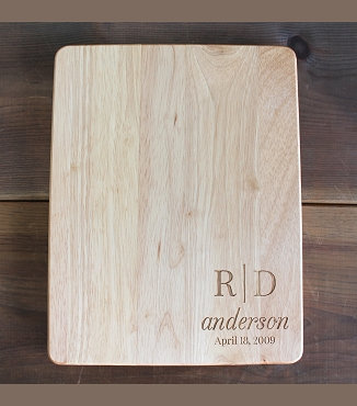Large Gripperwood Cutting Board
